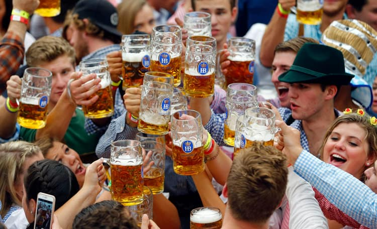 The Biggest and Best National and World Beer Festivals