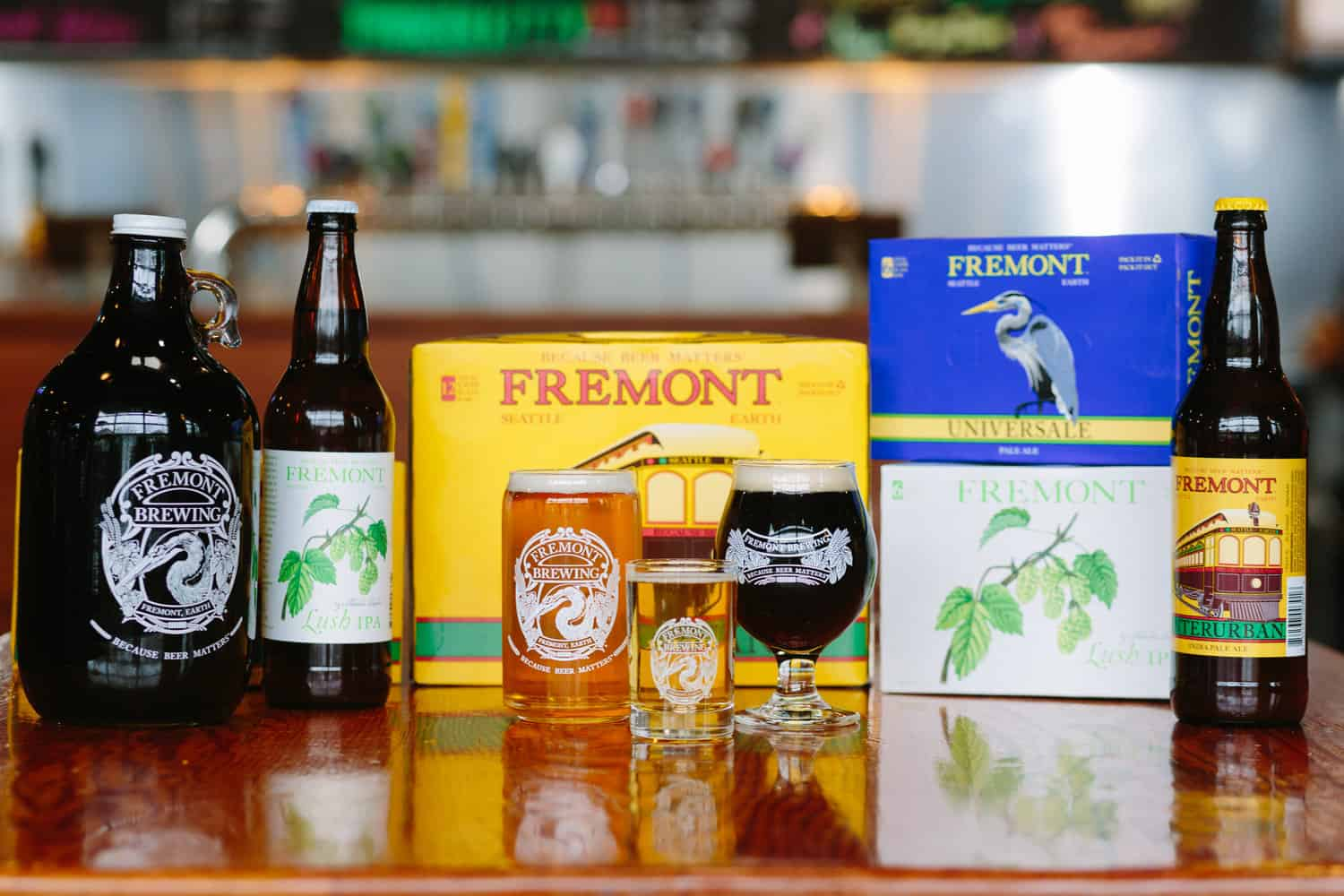 Fremont Brewing Products